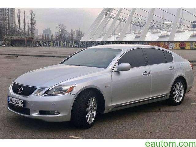 Продам Lexus GS 300 2006 года - 1
