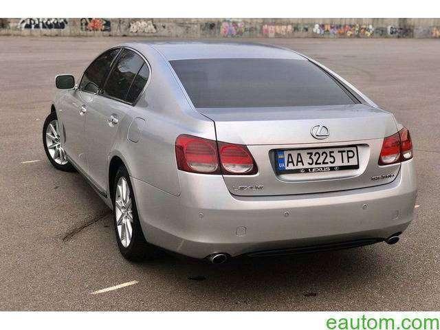 Продам Lexus GS 300 2006 года - 5