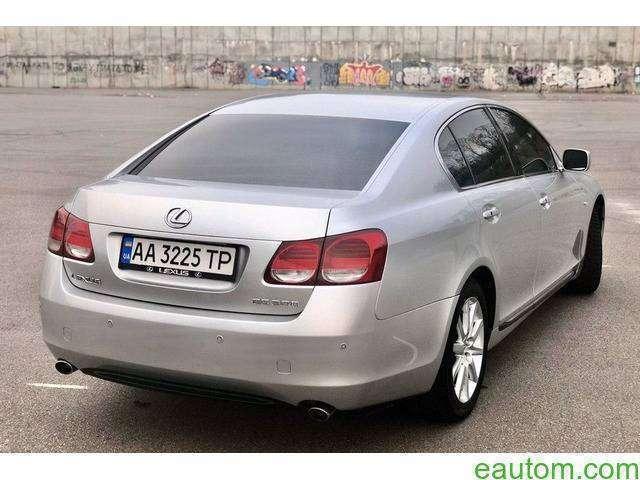 Продам Lexus GS 300 2006 года - 6