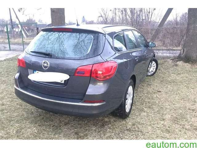 Продам Opel Astra J Selection - 3