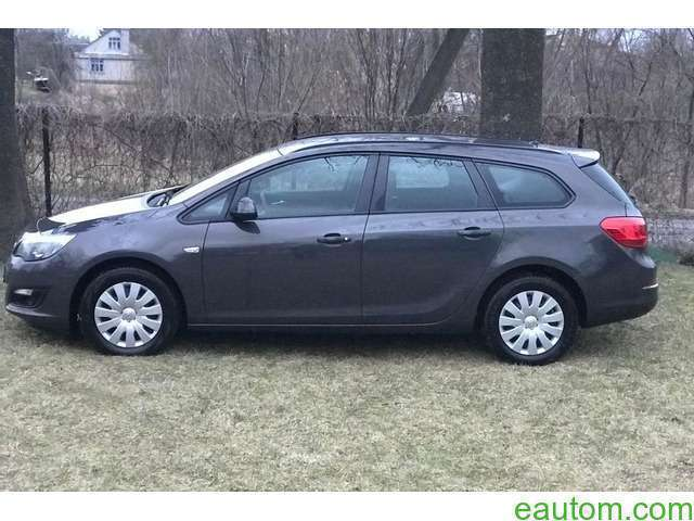 Продам Opel Astra J Selection - 4