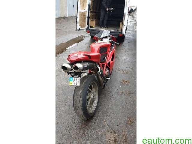 Ducati 1098S - 13