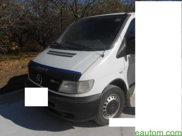 Продам Mersedes Vito 638 2003 год - 1