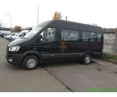 Пассажирский микроавтобус Hyundai H 350 - Фото 9