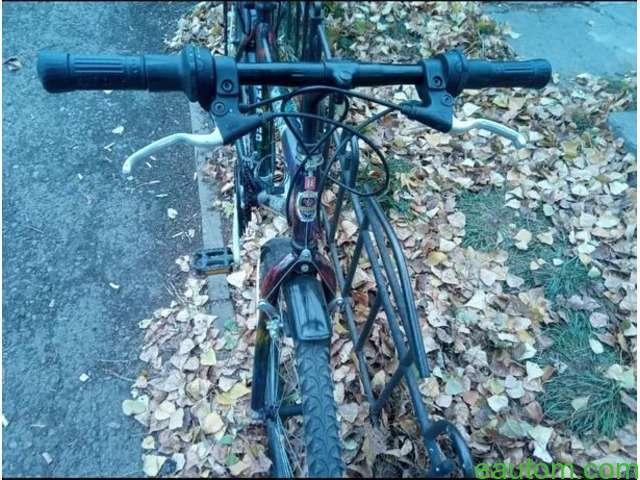"""Горный велосипед""""AlturaTecnoBike Shimano"""" с багажником,26дюймов - 1"""