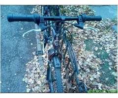 """Горный велосипед""""AlturaTecnoBike Shimano"""" с багажником,26дюймов - Фото 1"""