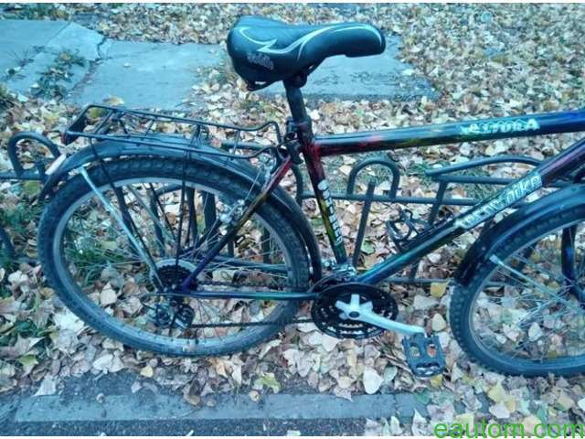 """Горный велосипед""""AlturaTecnoBike Shimano"""" с багажником,26дюймов - 4"""