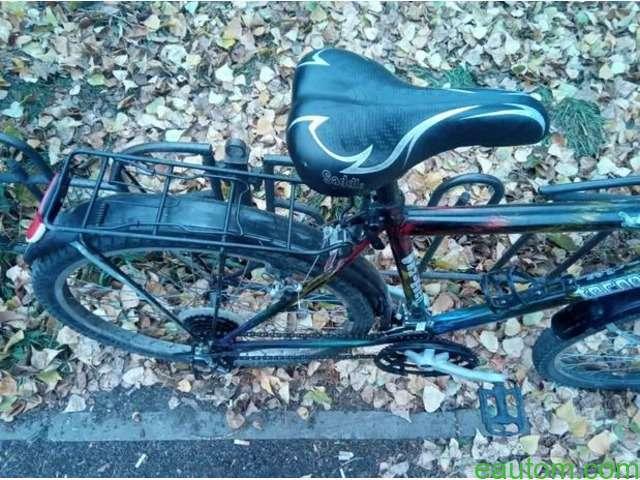 """Горный велосипед""""AlturaTecnoBike Shimano"""" с багажником,26дюймов - 5"""