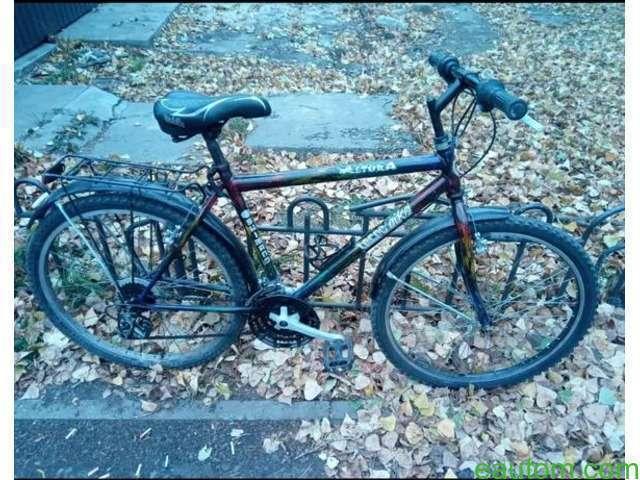 """Горный велосипед""""AlturaTecnoBike Shimano"""" с багажником,26дюймов - 7"""