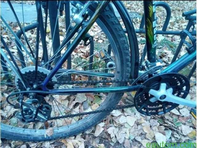 """Горный велосипед""""AlturaTecnoBike Shimano"""" с багажником,26дюймов - 8"""