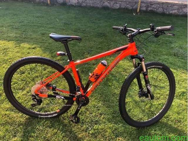 Велосипед Cannondale Trail 4. Не Cube Giant Kross Specialized Focus - 5