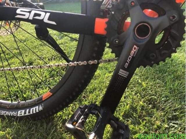 Велосипед Cannondale Trail 4. Не Cube Giant Kross Specialized Focus - 8