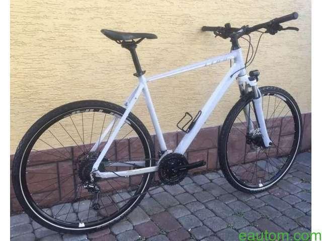 Велосипед Cube Nature Pro - 1