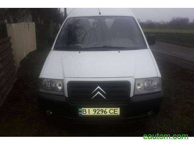 Citroen Jumpy пасс. 2005 года - 1