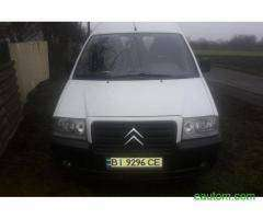 Citroen Jumpy пасс. 2005 года - Фото 1