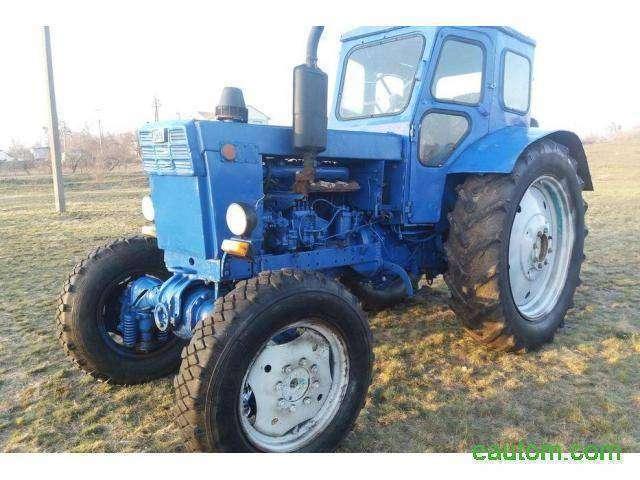 Трактор Уралец ХТЗ Т40АМ - 1