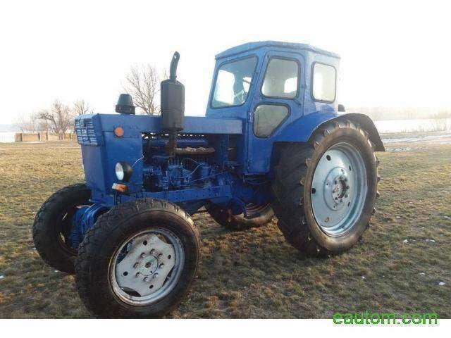 Трактор Уралец ХТЗ Т40АМ - 3