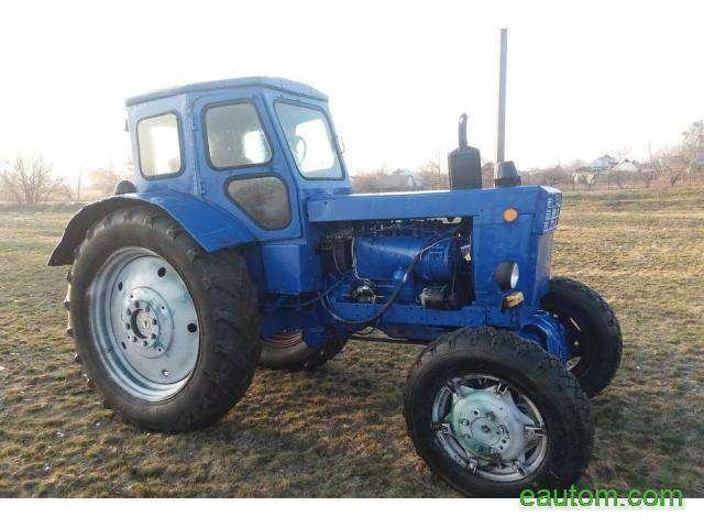Трактор Уралец ХТЗ Т40АМ - 4
