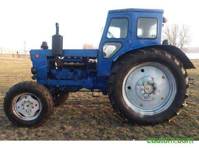 Трактор Уралец ХТЗ Т40АМ - 5
