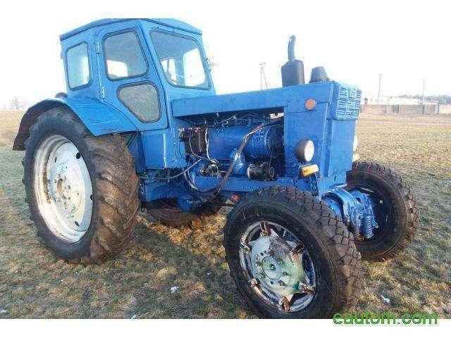 Трактор Уралец ХТЗ Т40АМ - 11