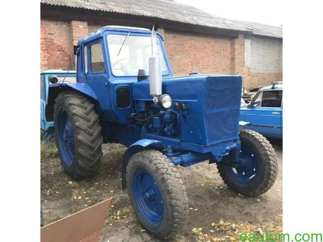 Продам трактор МТЗ-80 - 1