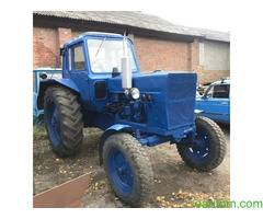 Продам трактор МТЗ-80 - Фото 1