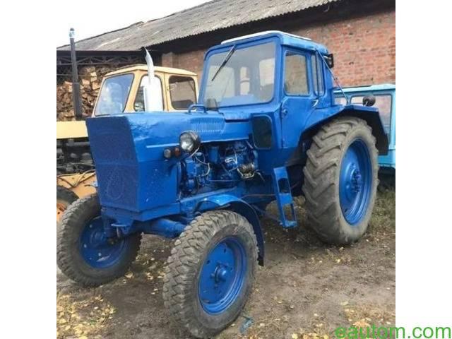 Продам трактор МТЗ-80 - 3