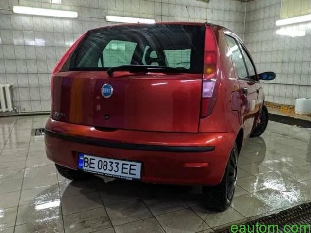 FIAT Punto Classic 2009. 1.3 бензин. - 2
