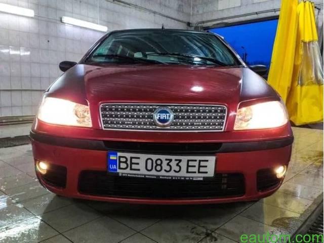 FIAT Punto Classic 2009. 1.3 бензин. - 5