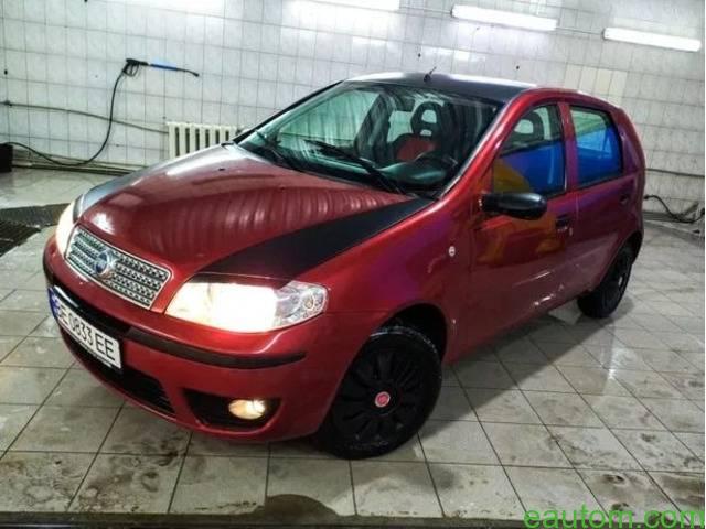 FIAT Punto Classic 2009. 1.3 бензин. - 6