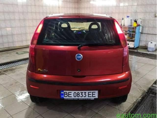 FIAT Punto Classic 2009. 1.3 бензин. - 7