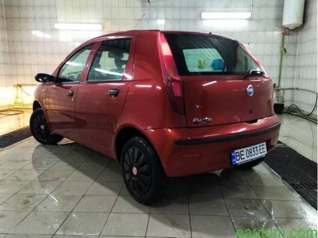 FIAT Punto Classic 2009. 1.3 бензин. - 11