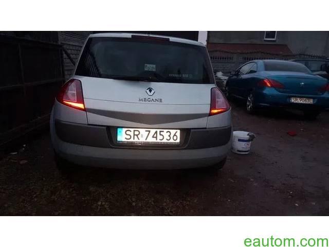Продам Renault Megane 2 - 8
