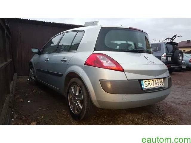 Продам Renault Megane 2 - 9