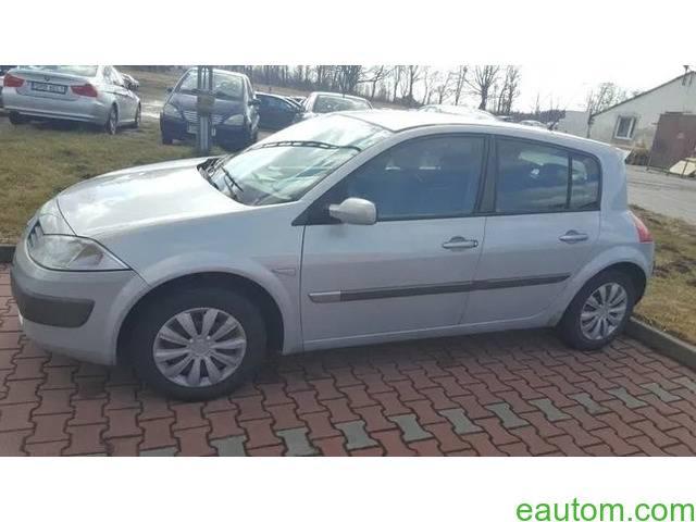 Продам Renault Megane 2 - 10