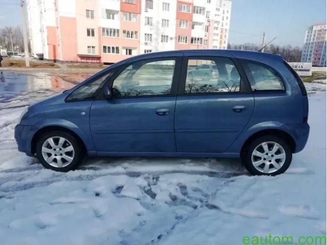 Opel Meriva 1.8. 2006 г - 1