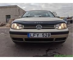 Volkswagen Golf IV(4), 1.9 TDI(ALH), 66 kw, автомат