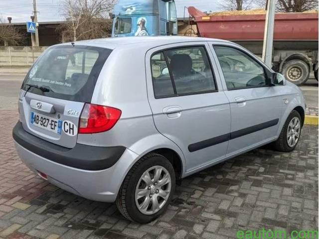 Hyundai Getz - 1