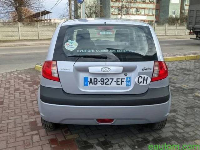 Hyundai Getz - 7