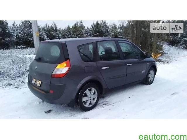 Renault Scenic 2.0 газ бенз - 1