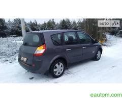 Renault Scenic 2.0 газ бенз - Фото 1
