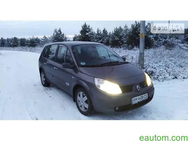 Renault Scenic 2.0 газ бенз - 3