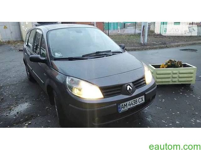 Renault Scenic 2.0 газ бенз - 8