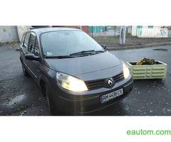 Renault Scenic 2.0 газ бенз - Фото 8