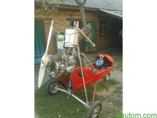 Продам мотодельтаплан - 1