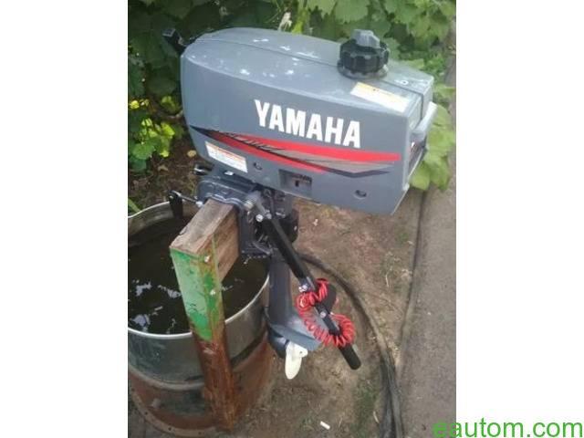 Продам комплект Колибри 280 и Yamaha 2 - 5