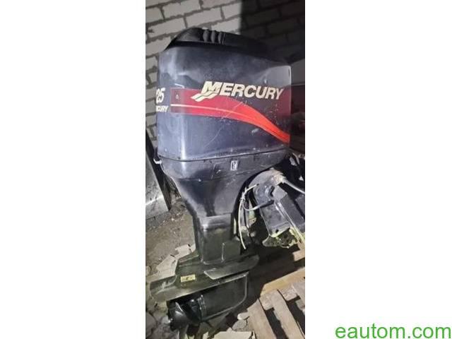 Подвесной мотор Mercury 125 (Yamaha) - 1
