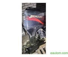 Подвесной мотор Mercury 125 (Yamaha) - Фото 1