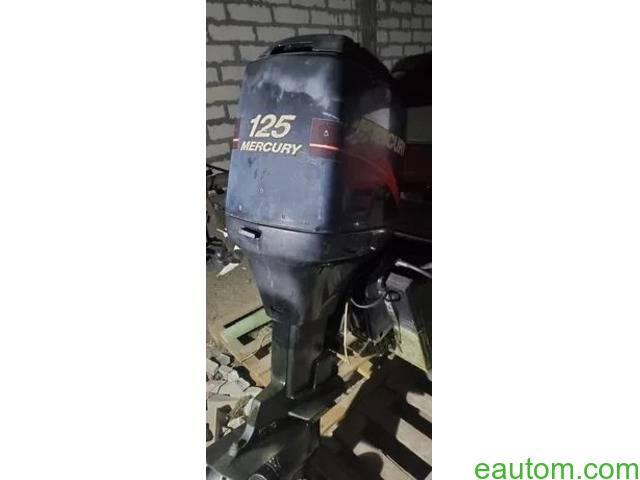 Подвесной мотор Mercury 125 (Yamaha) - 4