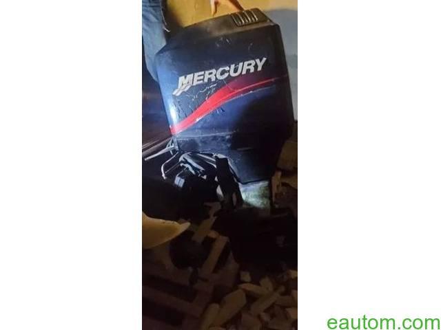 Подвесной мотор Mercury 125 (Yamaha) - 9